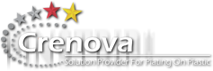 Crenova - Solution Provider For Plating On Plastic